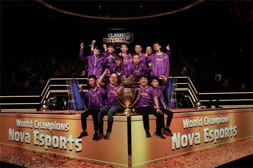 六强决战洛杉矶!CRL全球总决赛巡礼