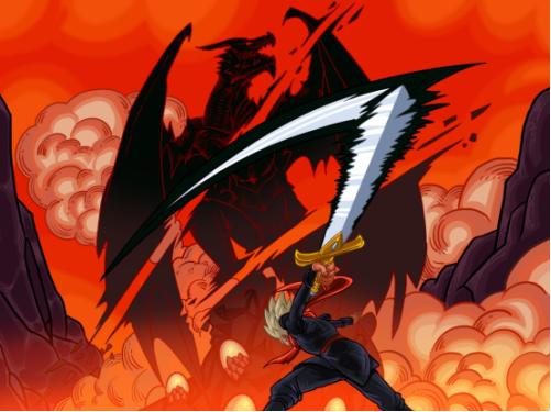 没有见过的全新玩法《下一把剑》今日全球全平台上线