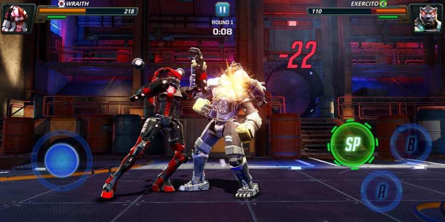 世界机器人拳击