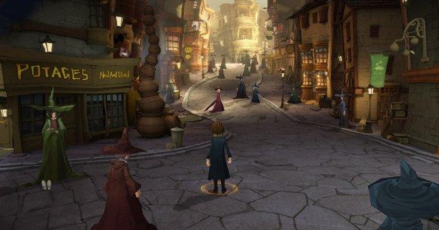 《哈利波特:魔法觉醒》首次iOS小规模技术测试定档12.23