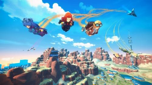 超能力少女枪战游戏《神枪少女》1.20惊喜上线
