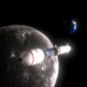 航天火箭探测模拟器