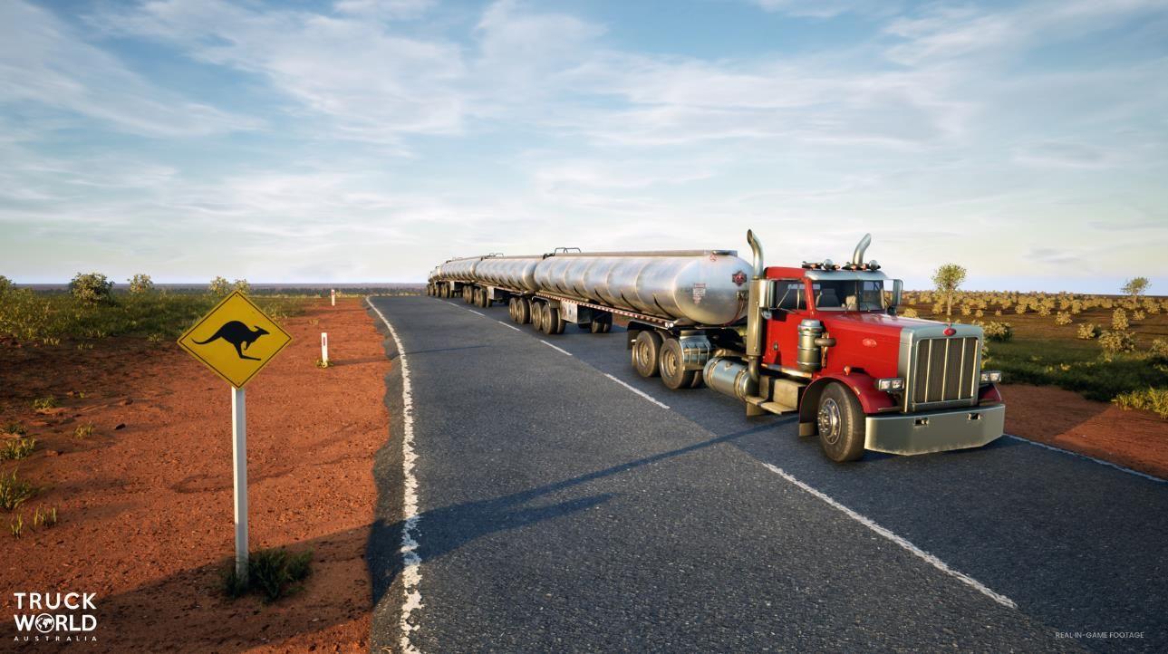 卡车世界澳大利亚