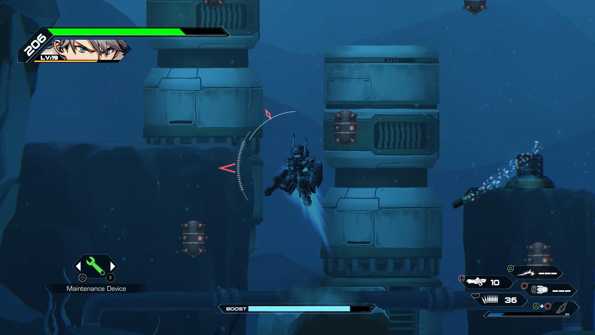 国产游戏《硬核机甲》确认将于10月登陆Switch平台
