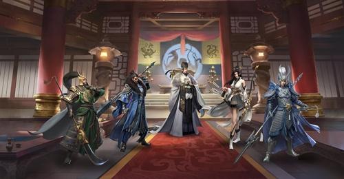《卧龙吟2》有哪些玩法 游戏类型玩法设定介绍