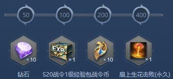 王者荣耀S20赛季探秘奖励有哪些