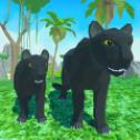 黑豹家庭丛林冒险