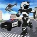 熊猫机器人变身大战