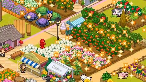 2020好玩的像素风农场经营模拟类游戏推荐 在像素世界模拟经营