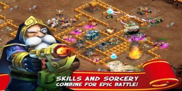 好玩的城堡守卫战游戏合集