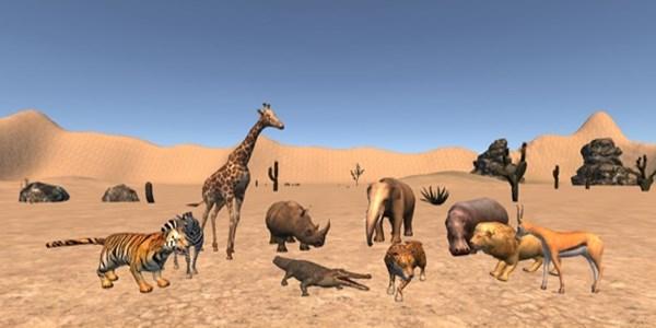 动物模拟器游戏合集
