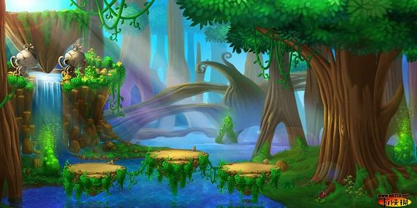 丛林探险类游戏合集