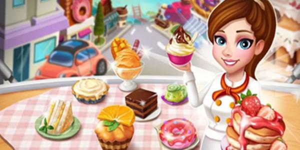 有趣的美食制作游戏