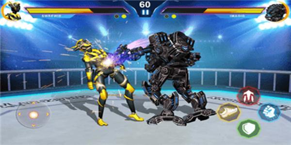 机器人战斗游戏