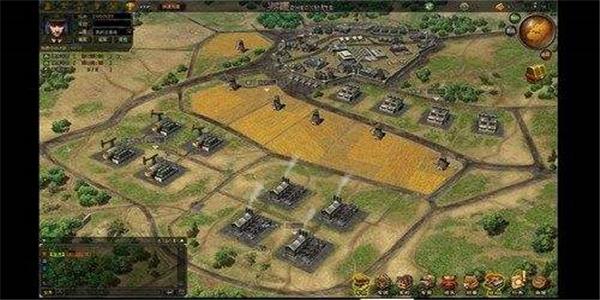 进行策略战斗的游戏合集