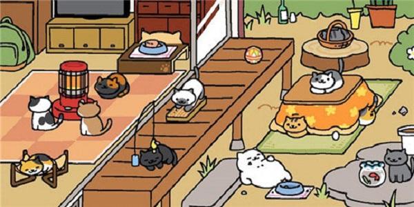 猫咪治愈类游戏合集