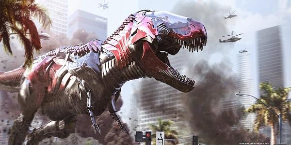 恐龙机甲游戏合集