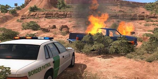 真实模拟车祸的游戏