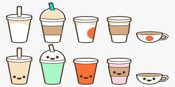 模拟奶茶店游戏
