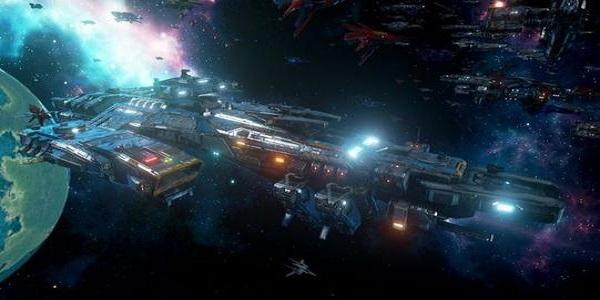 科幻战舰游戏