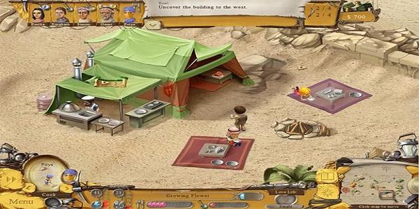 模拟考古的游戏