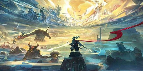 仙侠风模拟经营游戏