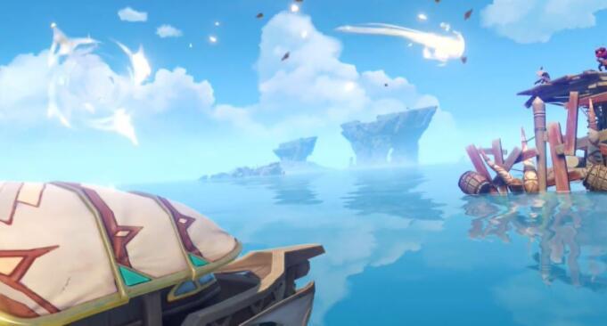 原神1.6版本在船上怎麼下船