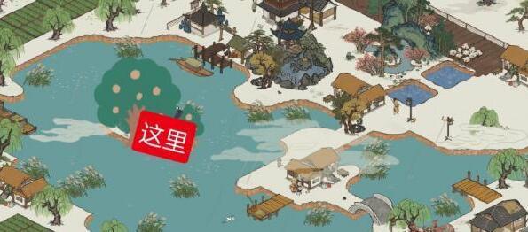 江南百景图湖中有岛岛上有景任务操作方法