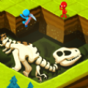 挖个大恐龙
