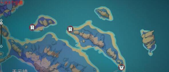原神清籟島寶箱刷新地點位置一覽