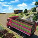 越野货物汽车驾驶3D