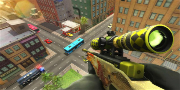 最真实的狙击游戏