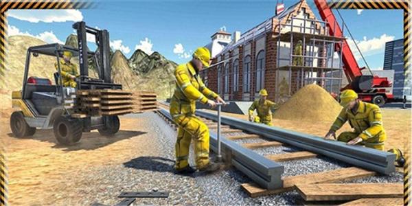 模拟铁路建设的游戏合集