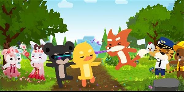 好玩的动物游戏