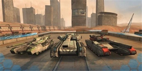 2021最真实的坦克游戏