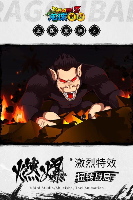 龙珠觉醒iOS版截图