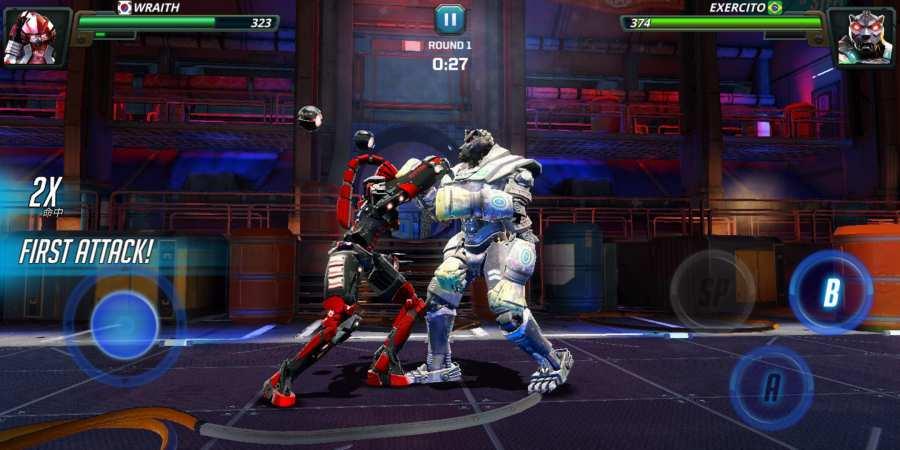 世界机器人拳击截图