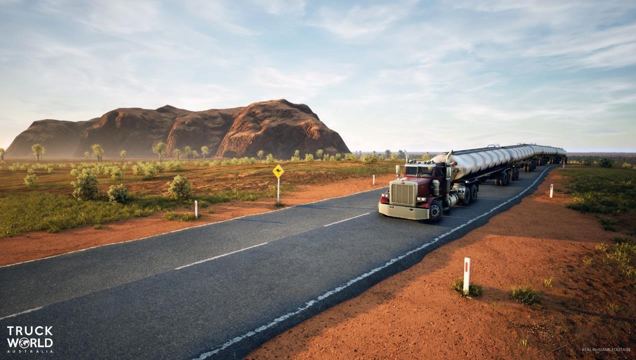 卡车世界澳大利亚截图
