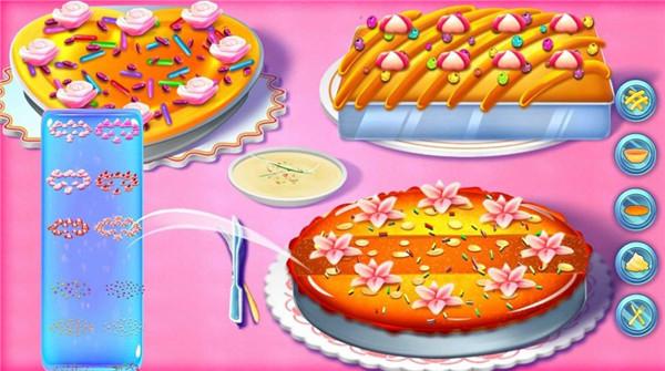 烹饪美食馅饼手机版截图