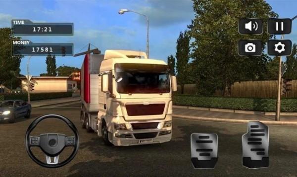 大型卡车模拟器截图