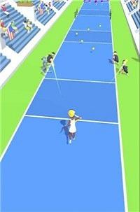 网球跑酷截图