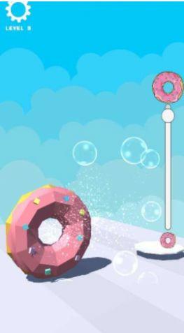 甜甜圈缩放跑游戏截图