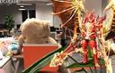 天使紀元AR新玩法 和狂戰士一起共舞