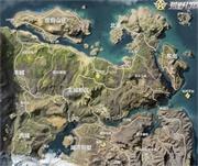 荒野行动新地图肥点解读 新地图资源分布介绍