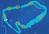 極地海龍灣地圖跑法