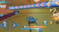 QQ飛車手游車神鵬弟帶你飛 糖果樂園跑法視頻