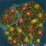 绝地求生刺激战场雨林地图资源分布 新地图哪里资源多