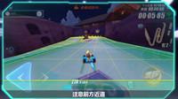 QQ飛車手游中華文化主題賽道夜鳴沙都微操跑法視頻