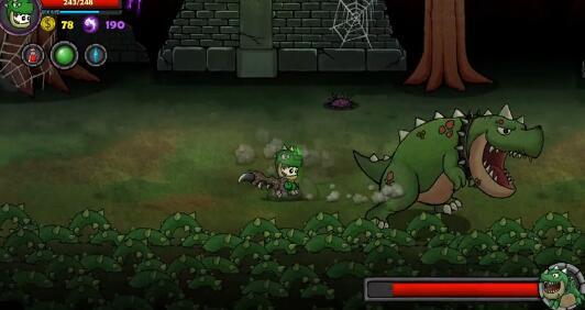 失落城堡手游噩梦恐龙怎么打