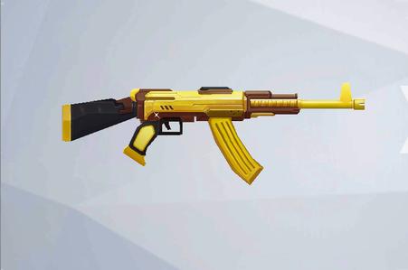 双生视界黄金步枪好用吗